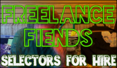 FreelanceFiends home tab